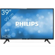 "TV PHILIPS 39PHT4112/12 39"" HD READY LED ZWART"