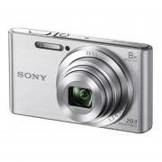 Sony Cybershot DSC-W830 compact camera Zilver