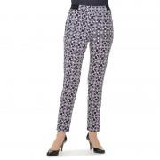 Nina Leonard ほっそりデザインレギンスパンツ【QVC】40代・50代レディースファッション