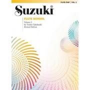 Suzuki Flute School, Vol 2: Flute Part, Paperback/Alfred Music