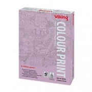 Viking Colour Print Printer Paper A4 80gsm White 500 Sheets