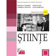 Stiinte. Manual pentru clasa a 12-a (eBook)