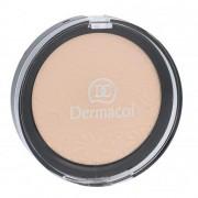 Dermacol Compact Powder 8 g kompaktný púder pre ženy 04