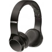 Casti Stereo Pioneer SE-MJ771BT-K, Bluetooth, Microfon (Negru)