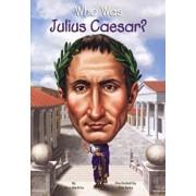 Who Was Julius Caesar', Hardcover/Nico Medina