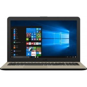 "Laptop Asus VivoBook X540UB-DM718 (Procesor Intel® Core™ i3-7020U (3M Cache, up to 2.30 GHz), Kaby Lake, 15.6"" FHD, 4GB, 256GB SSD, nVidia GeForce MX110 @2GB, Endless OS, Negru)"
