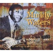 Video Delta Waters,Muddy - Messin' With The Man - CD