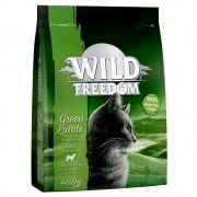 2kg Wild Freedom Adult 'Green Lands' - bárány száraz macskatáp