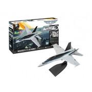 """REVELL F/A-18 Hornet """"Top Gun"""" (easyclick)"""