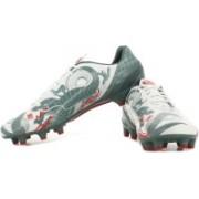 Puma evoSPEED 1.3 Graphic FG Football Shoes For Men(Green, White)