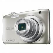 Nikon Coolpix A100 compact camera Zilver