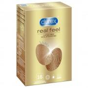 Durex Real Feel latex mentes óvszer (16 db)