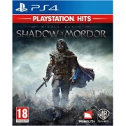 Joc Middle Earth shadow of mordor playstation hits - ps4
