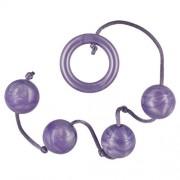 TOYZ4LOVERS Bestseller - pleasure pearls 4 violet