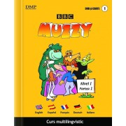 Muzzy. Curs multilingvistic (contine DVD) - Vol. 1