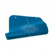 Yogamatta Tiguar Basis, blå