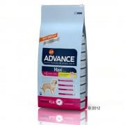 Advance Maxi + 6 Senior con pollo - 14 + 1 kg ¡gratis!