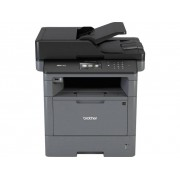 Brother MFC-L5700DN Multifunctionele laserprinter Printen, Kopiëren, Scannen, Faxen LAN, USB