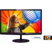 Monitor LED 23.6 Philips 247E6LDAD FullHD 1ms Black-Cherry
