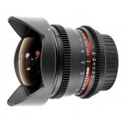 samyang 8mm t3.8 umc fish-eye cs ii vdslr - nikon - 2 anni di garanzia