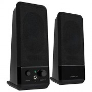 SPEEDLINK Event USB 2.0 Stereo Speakers Black (SL-8004-BK)