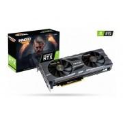 Placa video Inno3D GeForce RTX 2080 SUPER™ Twin X2 OC, 8GB, GDDR6, 256-bit