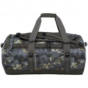 The North Face Base Camp Duffel M Green Tropical Camo/Taupe