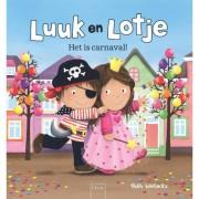 Luuk en Lotje: Het is carnaval! - Ruth Wielockx