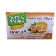 TANTUM NATURA aroma de portocala si miere 15 pastile gumate