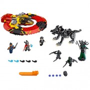 LEGO Super Heroes the Ultimate Battle for Asgard 76084 Building Kit (400 Piece)