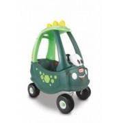 Masinuta Dinozaur pentru baieti Verde Cozy Coupe