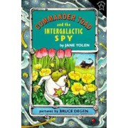 Commander Toad and the Intergalactic Spy, Paperback