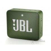 JBL GO 2 vodootporni prenosni bluetooth zvučnik, želena
