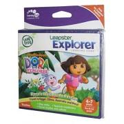 LEAPFROG ENTERPRISES Dora the Explorer Leapfrog Leapster Explorer Learning Game