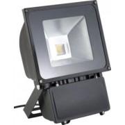 Luminea Projecteur LED étanche IP65 - 70 W - Blanc chaud