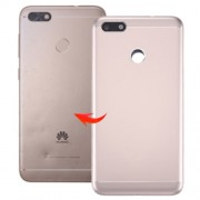 iPartsBuy for Huawei Enjoy 7 / P9 Lite Mini / Y6 Pro (2017) Back Cover(Gold)