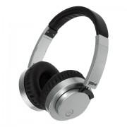 Casti audio Groov-E GVBT400SR Bluetooth Stereo Fusion Silver