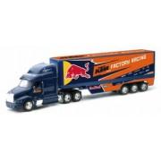 Camion diecast Peterbilt Red Bull KTM Racing 2013 1 32