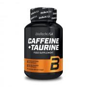 Biotech USA Caffeine and Taurine - 60 kapszula