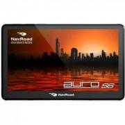 Навигация Navroad Auro S6 GPS/Glonass навигационна система, 5',Win CE,FM,Bluetooth,Navigator Free - NAVROAD-AURO-S6