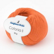 Junghans-Wolle Cotonia II von Junghans-Wolle, Orange