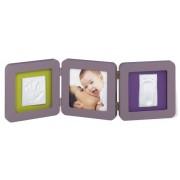 Отпечатък за ръчичка и краче Baby Art (квадратен)