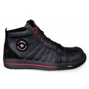 Redbrick Onyx S3 Sneaker Sicherheitsschuhe schwarz