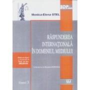 Raspunderea internationala in domeniul mediului