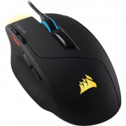 Mouse, Corsair Gaming™ SABRE, 4 Zone RGB, USB, Black (CH-9303011-EU)