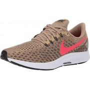 Nike Air Zoom Pegasus 35 Zapatillas de Correr para Hombre, Parachute Beige/Red Orbit/Black/White, 9 US