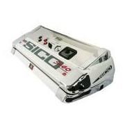 Socepi Macchina sottovuoto per alimenti Perfect Vacuum® modello S460C, larghezza max sacchetto 46cm ciclo saldatura manuale o automatico dim. 59x28x12cm