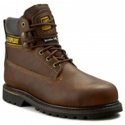 Туристически oбувки CATERPILLAR - Holton P708025 Dark Brown