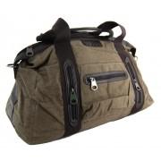 Lehká cestovní taška 3071-1 khaki