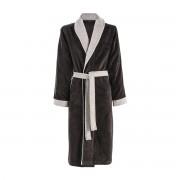 Boss Home - Kimono Coton Peigné 420 g/m² Onyx L - Lord
